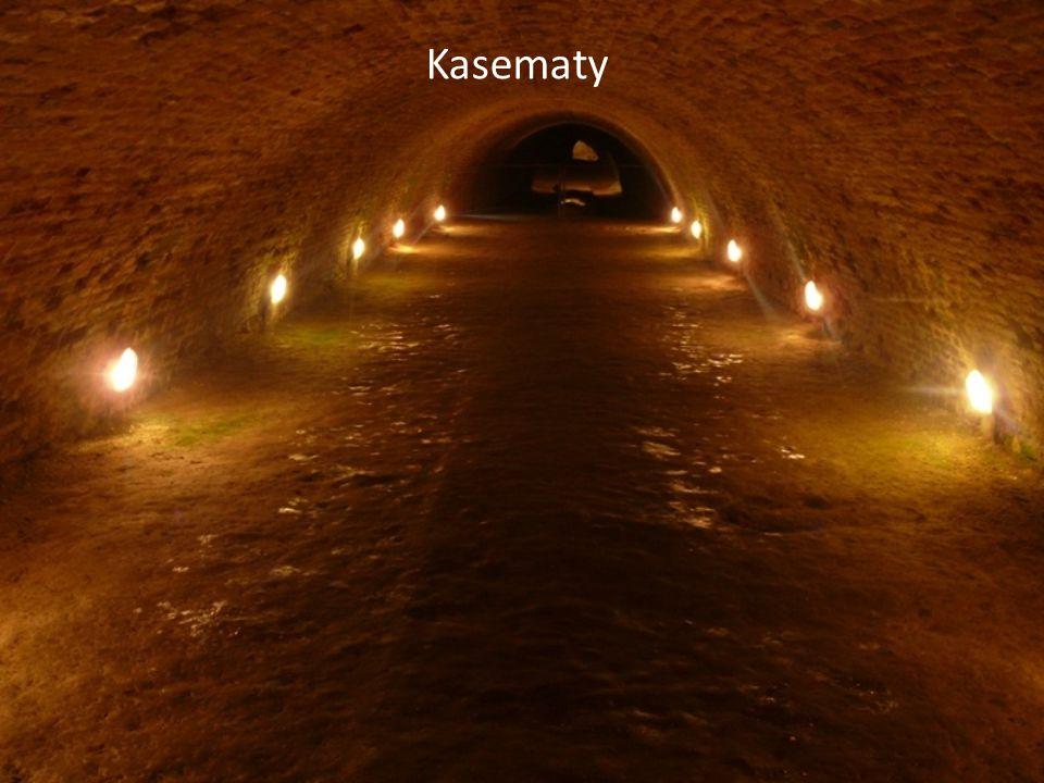 Kasematy