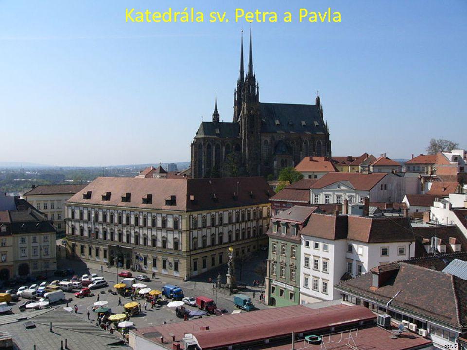 Katedrála sv. Petra a Pavla obr. 6