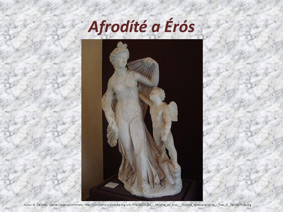 Afrodíté a Érós Autor.G.