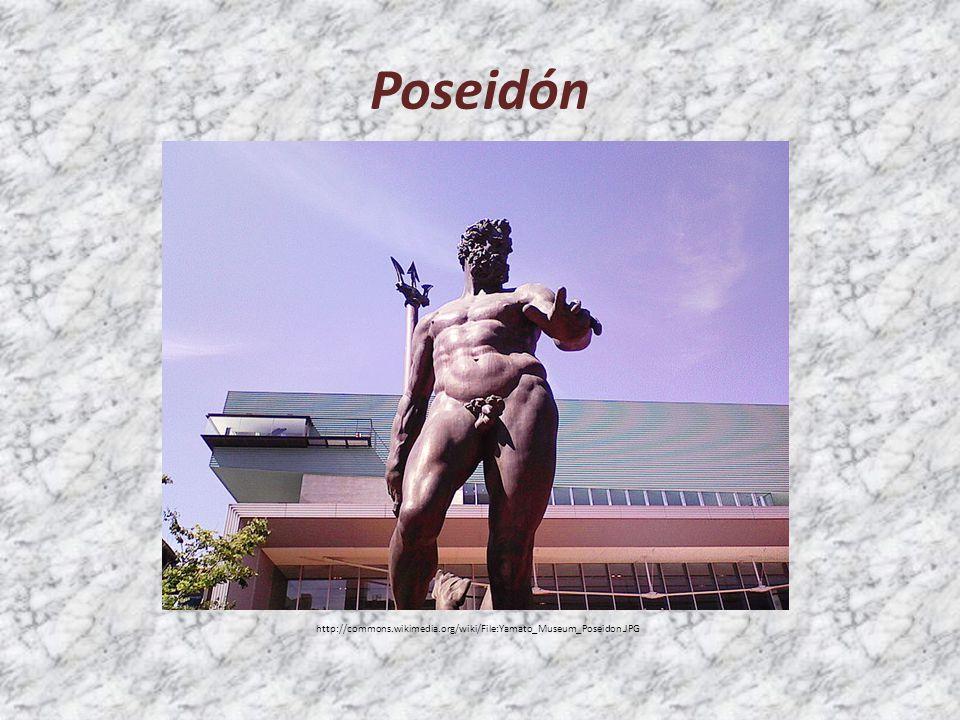 Poseidón http://commons.wikimedia.org/wiki/File:Yamato_Museum_Poseidon.JPG