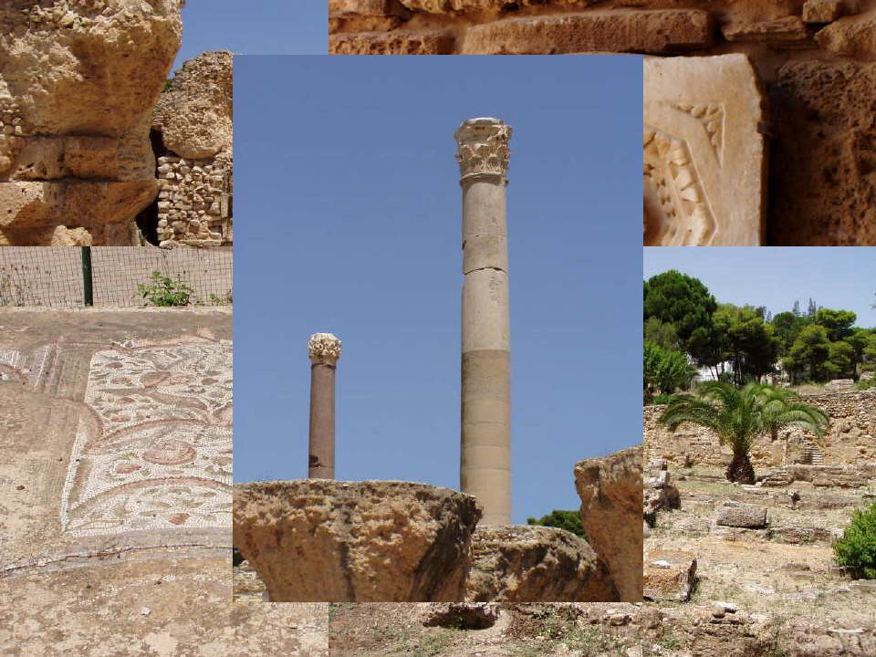 založeno 841 – Féničany pobřeží S. Afriky (dnešní Tunis) název - Nové Město neboli Kart Hadašt (později Kartágo) 6. st. – mocné město (válečné loďstvo