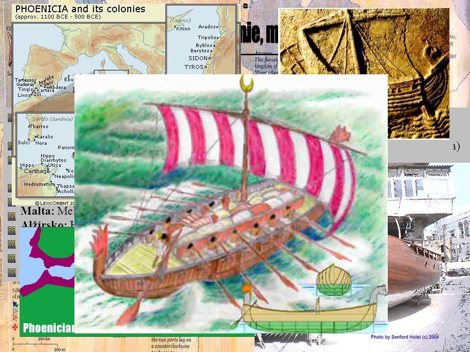 zachováno zlomkovitě… zprávy - Filón z Byblu (čerpal z děl foinického kněze Sunchuniathona) - antičtí autoři (Damaskios, Plútarchos, Lúkianos) - biblické texty Starého zákona - texty z Ugaritu (kanaánský charakter náboženství) polyteistické hlavní bozi = El, Adónis (bohyně plodnosti, matka země), Balat, Baal, Ešmun, Rešef… - Baal (různá jména a formy) – Týr (Melkart – Král města), (Baal-šám – Pán nebes) aj.