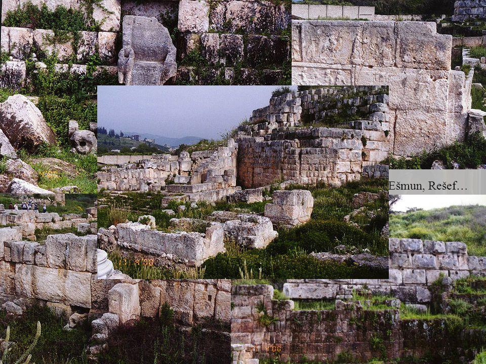 zachováno zlomkovitě… zprávy - Filón z Byblu (čerpal z děl foinického kněze Sunchuniathona) - antičtí autoři (Damaskios, Plútarchos, Lúkianos) - bibli