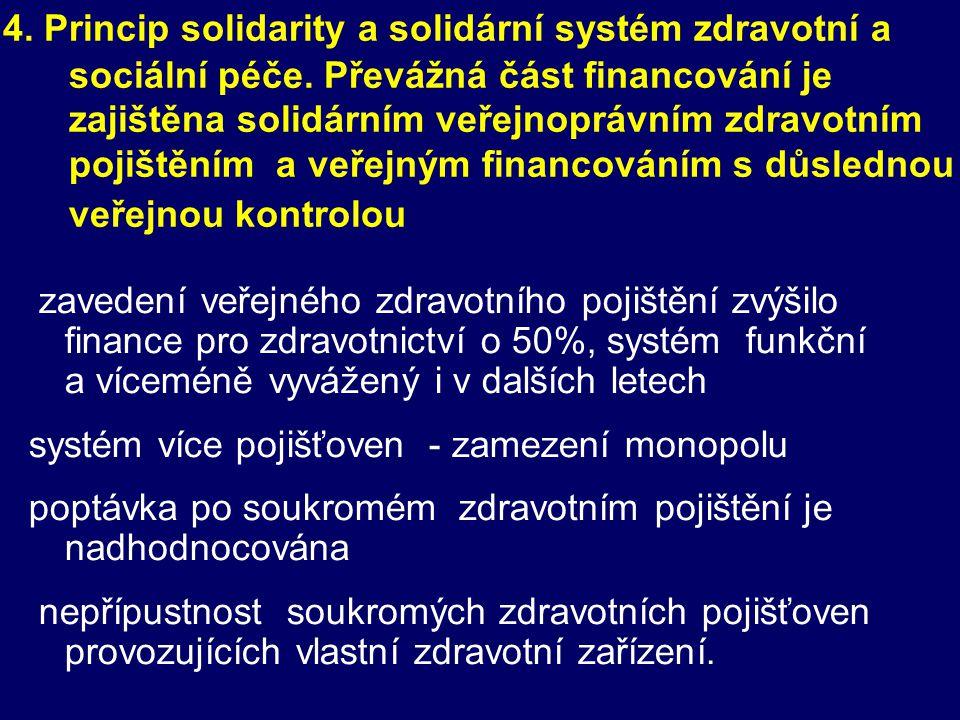 odmítnout snahy o omezení tohoto práva a zúžení rozsahu poskytované zdravotní péče evropské systémy veřejné zdravotní péče versus systém soukromé zdravotní péče samostatní ambulantní lékaři, páteřní síť veřejnoprávních nemocnic, neakciové univerzitní nemocnice a odborné ústavy zákon o neziskových organizacích 3.