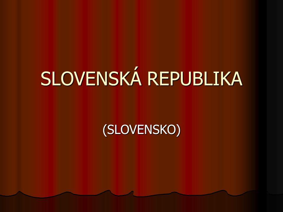 SLOVENSKÁ REPUBLIKA (SLOVENSKO)