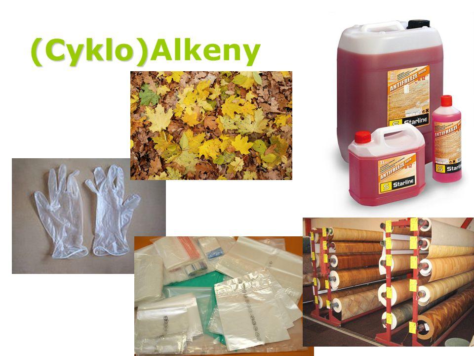 (Cyklo) (Cyklo)Alkeny ETHEN