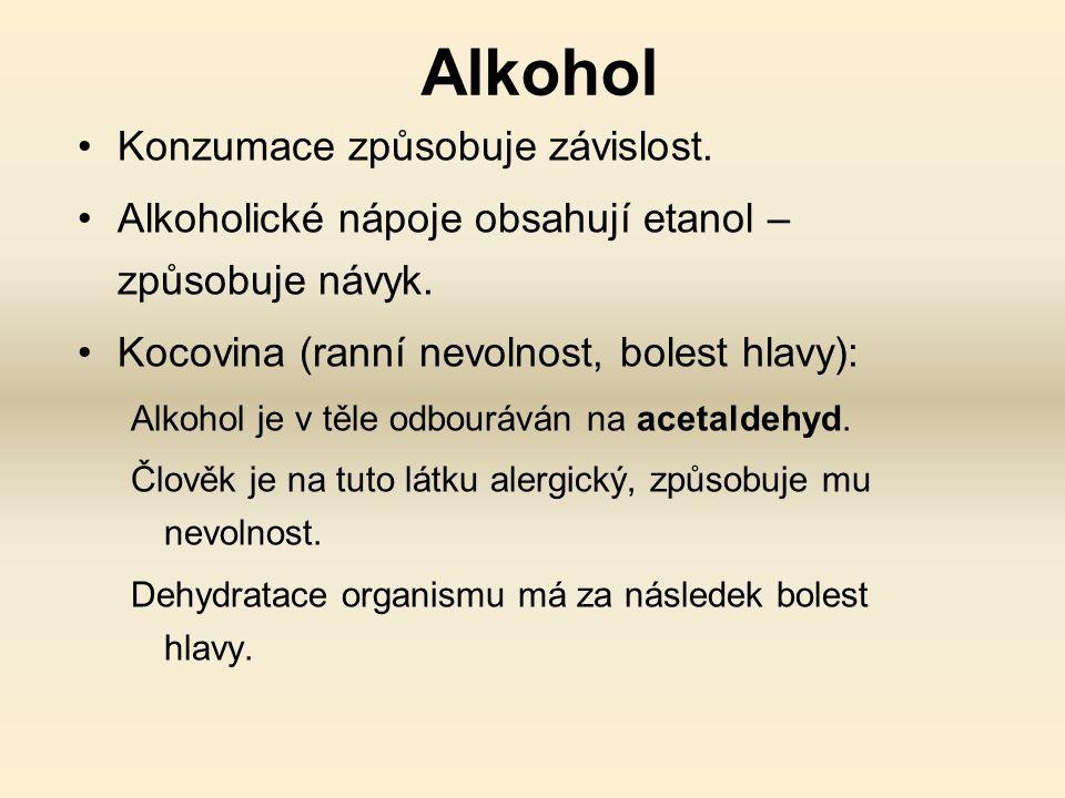 Léčba alkoholismu AlkoholismusAlkoholismus = závislost na alkoholu Probíhá v léčebnách: a) dobrovolná léčba b) příkaz soudu.