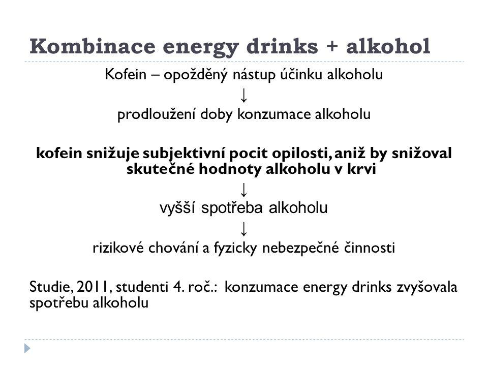 Negativní účinky alkoholu  zánět jater, jaterní cirhóza  ↑ riziko nádorů (prso, jícen, tl.