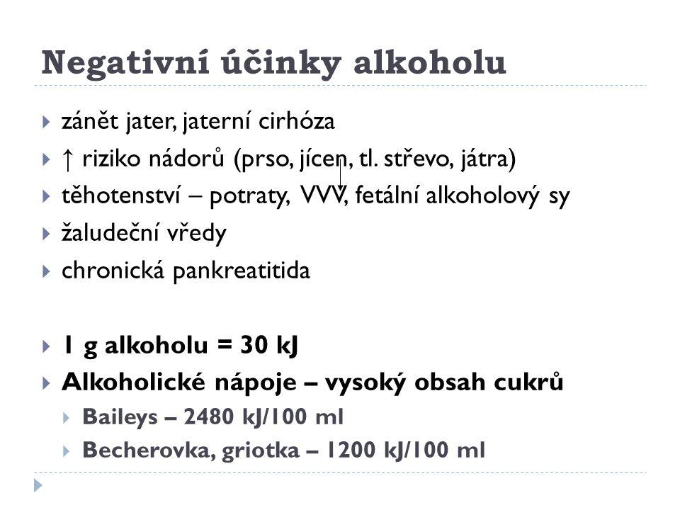 Smart drinks  Smart drinks  neurotransmitery (acytylcholin, GABA)  mozkové nutrienty (fenylalanin)  rostl.
