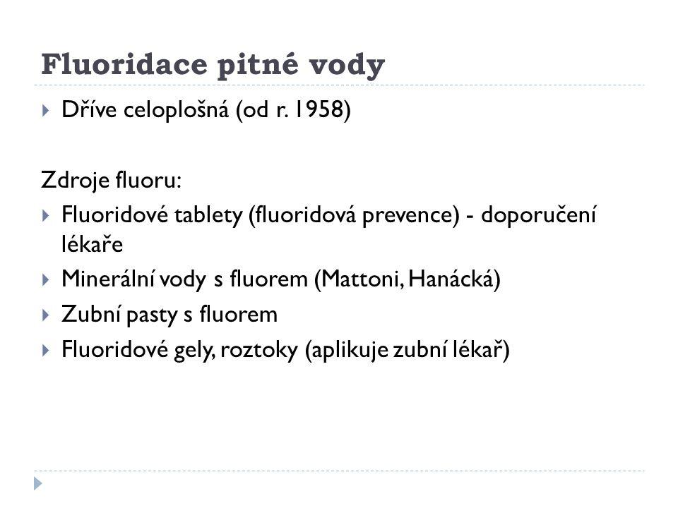 Doporučená literatura  KOŽÍŠEK F.: Pitný režim. SZU 2005  KOŽÍŠEK F.