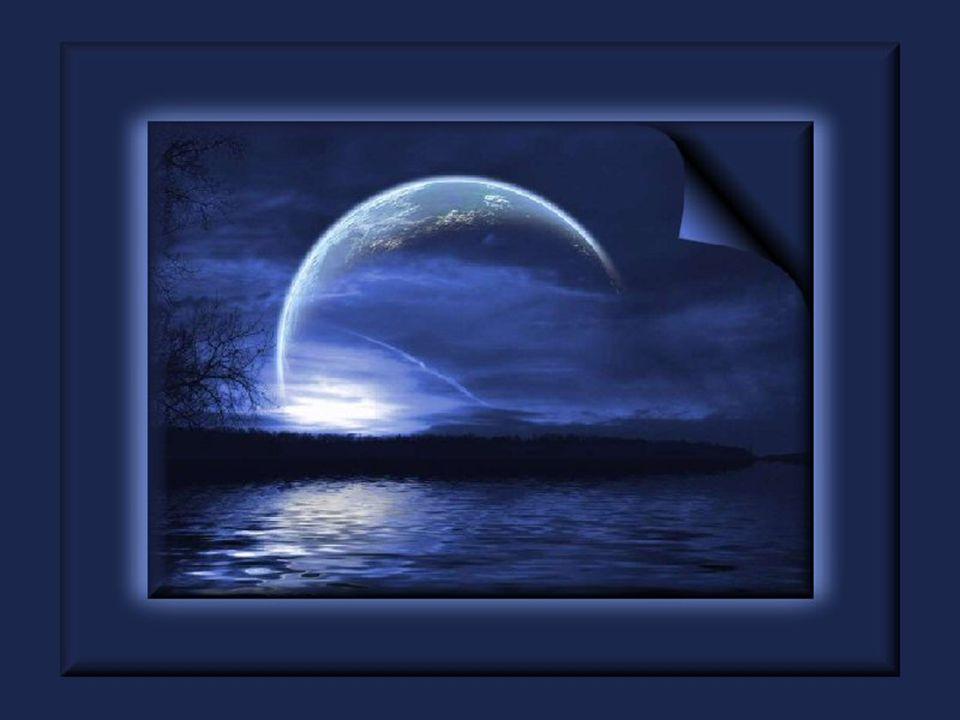 Tichne její sen, když přestává snít člověk. Těžkne její břímě, když člověk jí naplní bolestí.