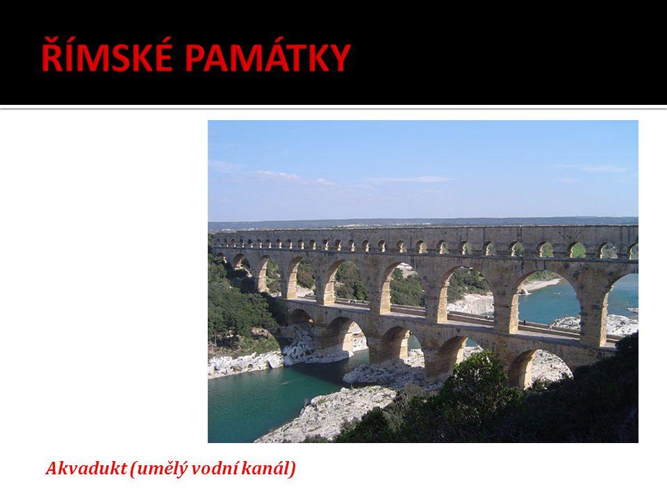 Akvadukt (umělý vodní kanál)