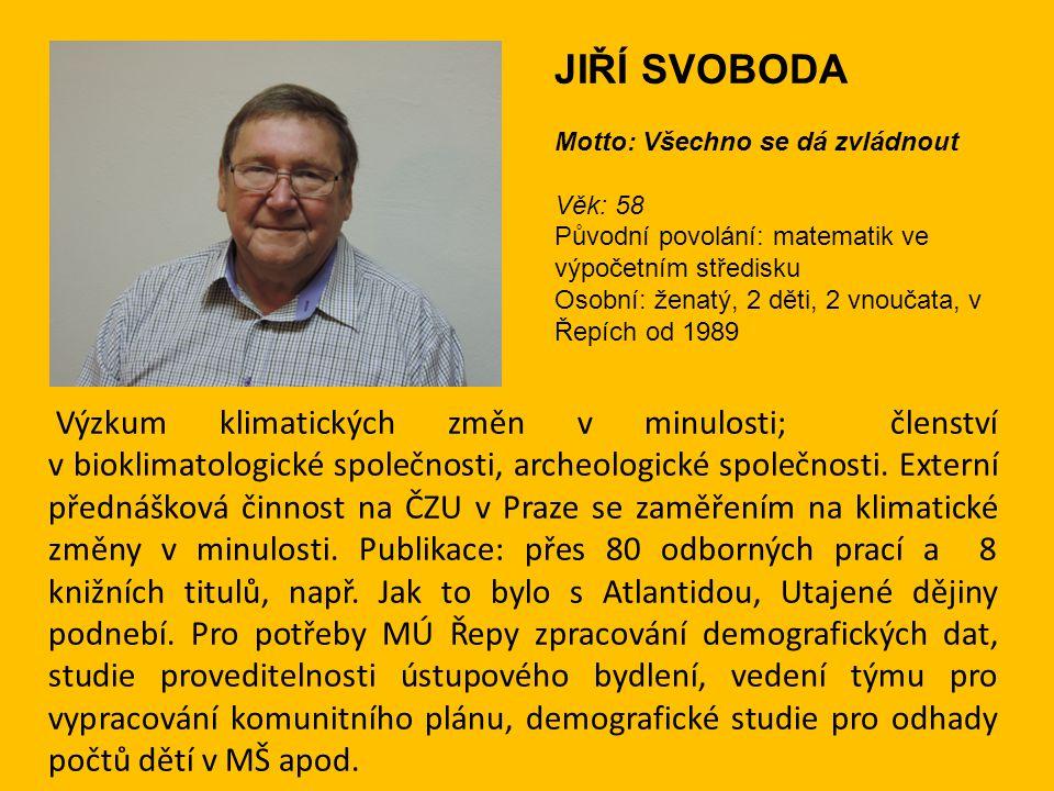 Předseda Českomoravské psychologické společnosti.