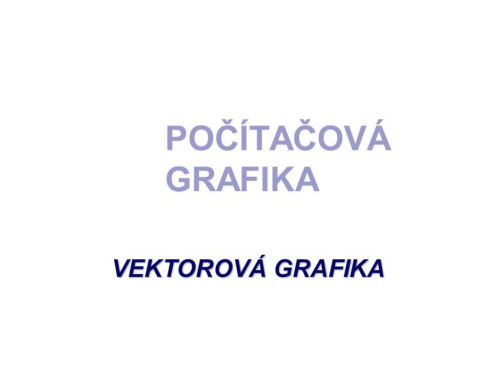 ROZDĚLENÍ GRAFIKY Grafický software rozdělujeme do dvou kategorií:GRAFIKA VEKTOROVÁRASTROVÁ