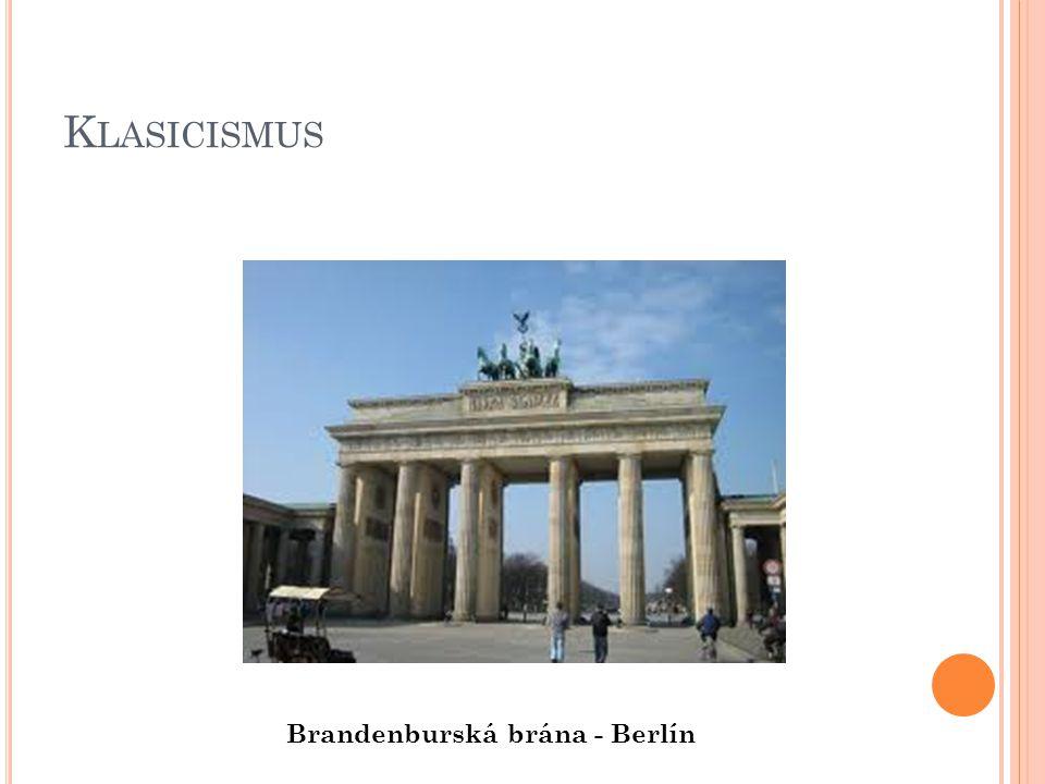 K LASICISMUS název z latiny – vzorový, dokonalý konec 17.