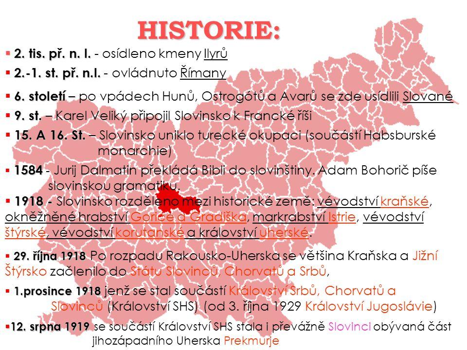 HISTORIE: 29.října 1918  29.