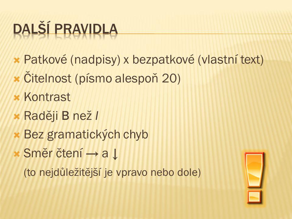  Odprezentuj.cz/clanky  Uspesnaprezentace.cz  panska.cz/ivt Obrázky:  Josef Čapek  Evropa2.cz