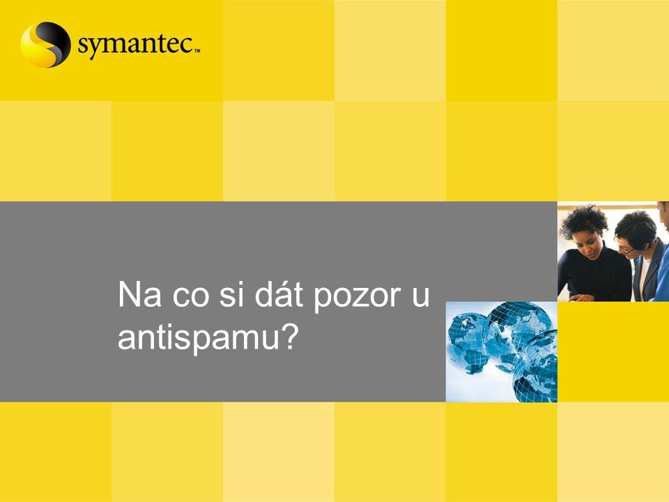 Na co si dát pozor u antispamu?