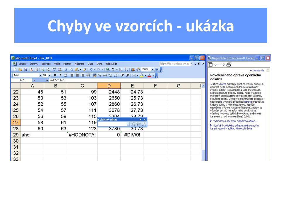 Použité zdroje Použité obrázky jsou printscreenem obrazovky běžícího programu Pokud není uvedeno jinak, jsou použité objekty vlastní originální tvorbou autora.