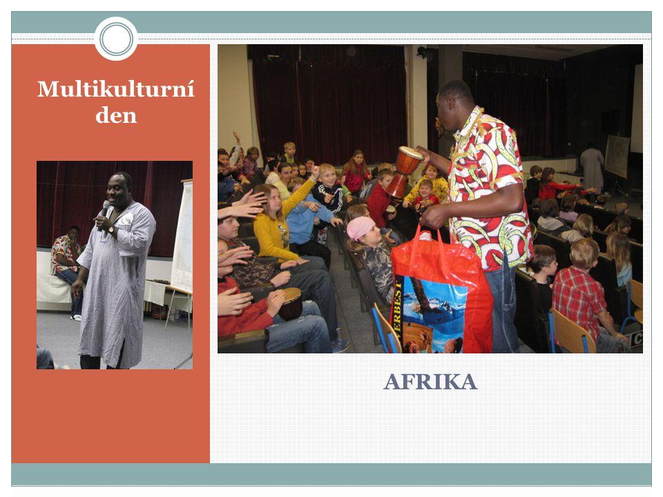 AFRIKA Multikulturní den