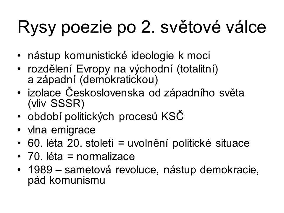 Rysy poezie po 2.