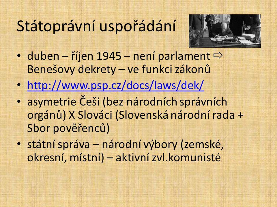 Doba normalizace 1969 - 1989 říjen 1968 – smlouva o dočasném pobytu sovětských vojsk na území ČSSR (do r.1990) tzv.