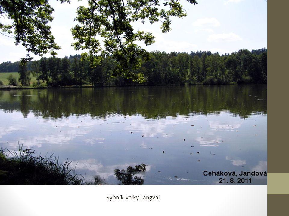 Rybník Velký Langval