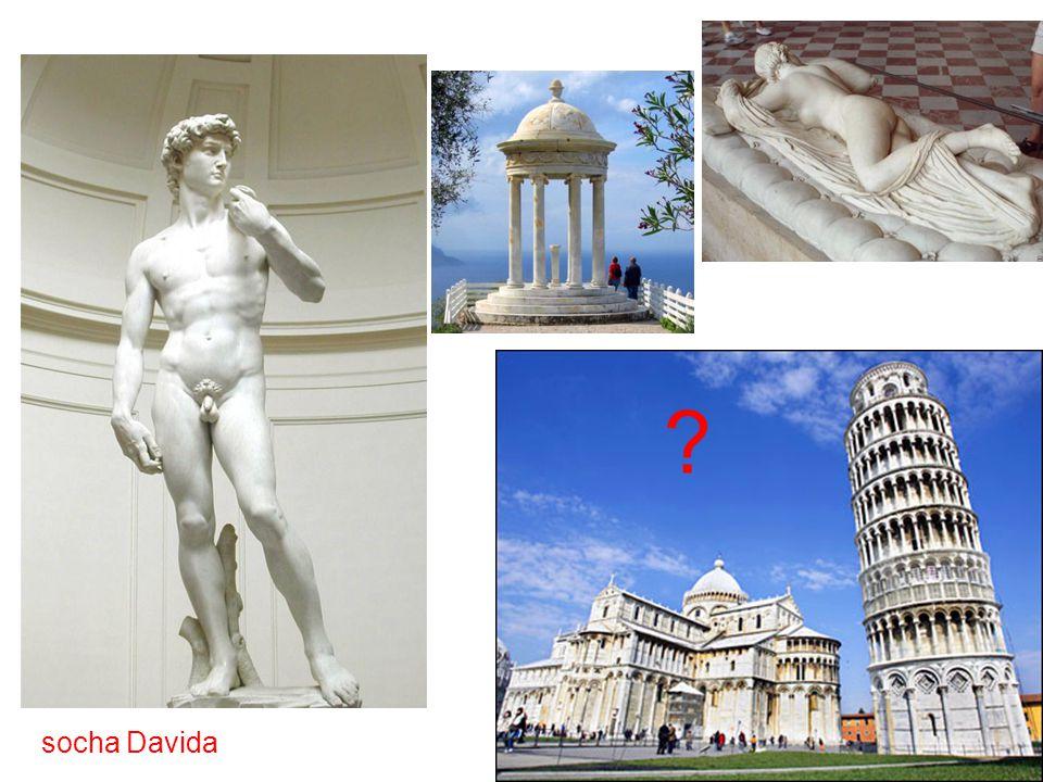 socha Davida ?