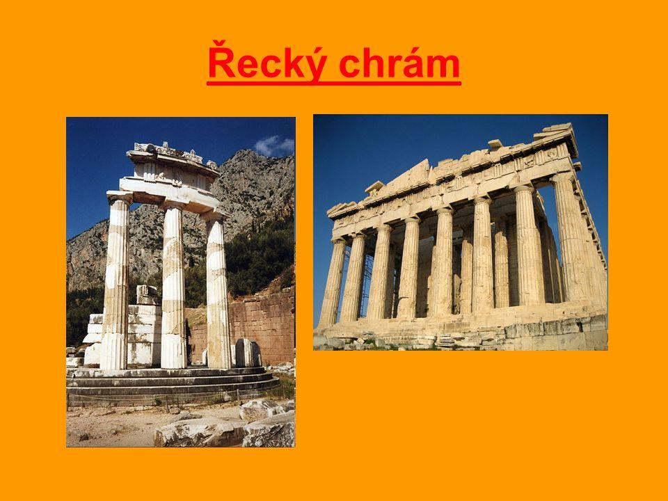 Řecký chrám