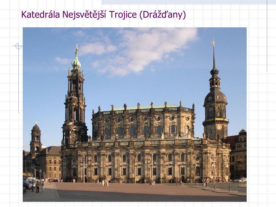 Katedrála Nejsvětější Trojice (Drážďany)