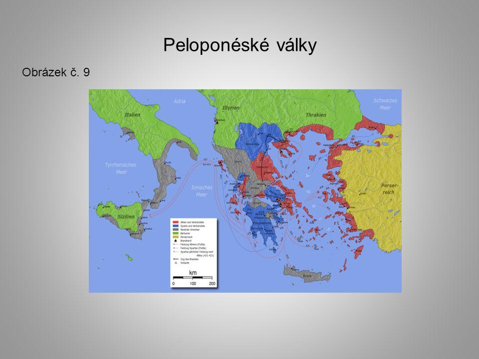 Peloponéské války Obrázek č. 9