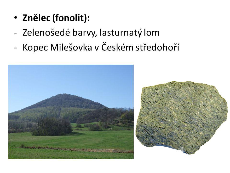Andezit: -Tmavě šedá hornina -Výskyt na Slovensku, Vtáčnik