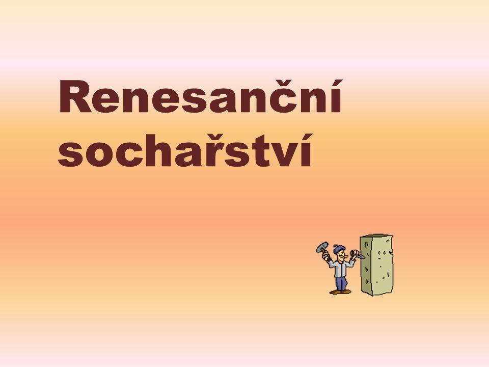 Renesanční sochařství Florencie (r.