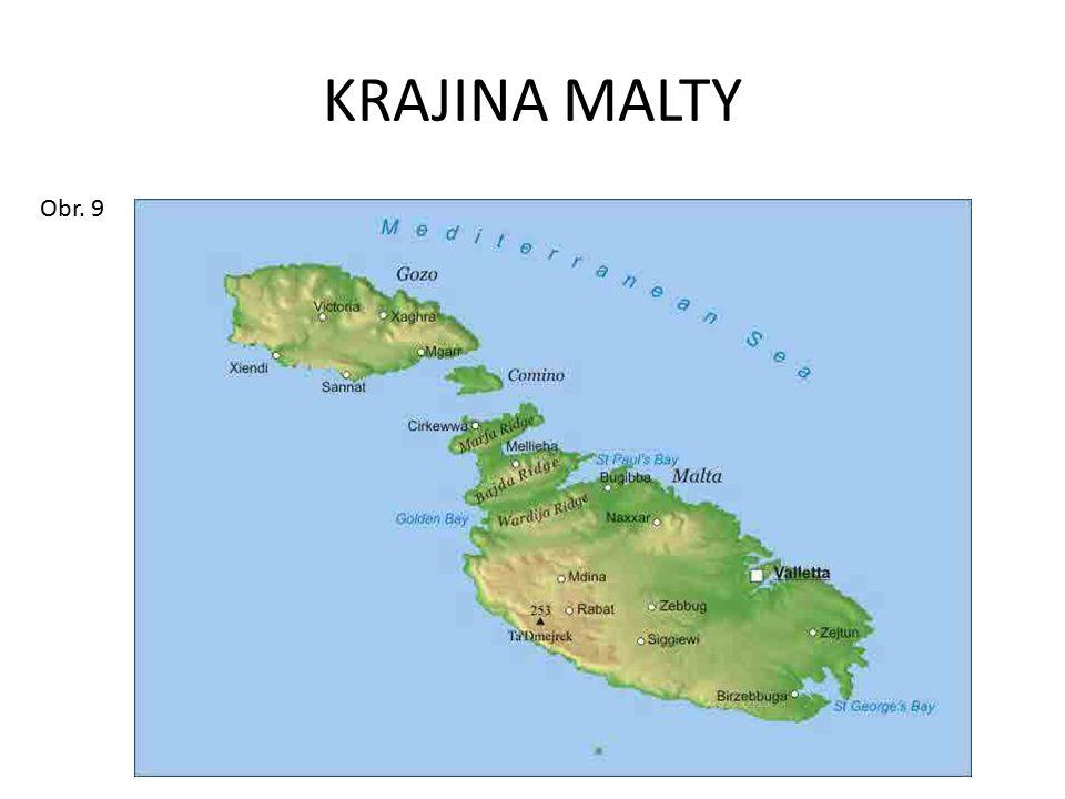 KRAJINA MALTY Obr. 9