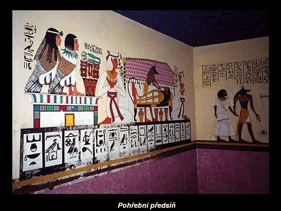 Odznaky faraónovy moci