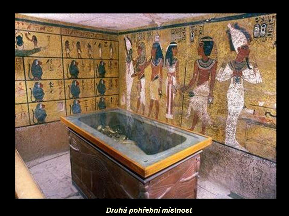 Druhá pohřební místnost