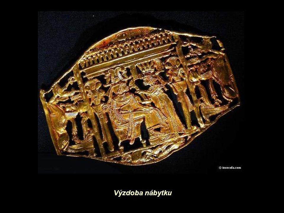 Tutanchamónova busta