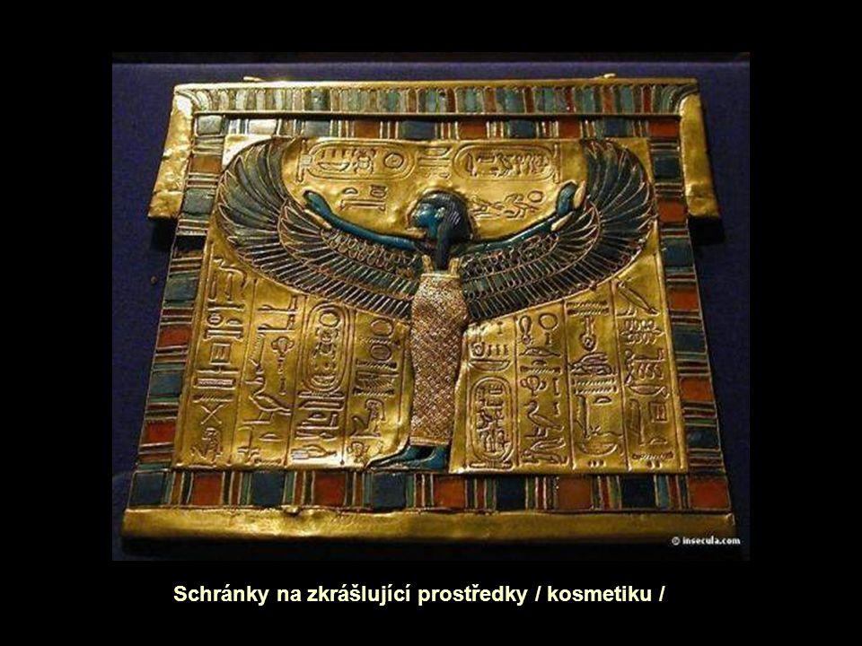 Kresba na papyru