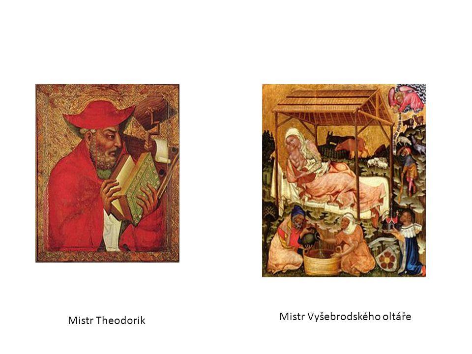 Mistr Theodorik Mistr Vyšebrodského oltáře