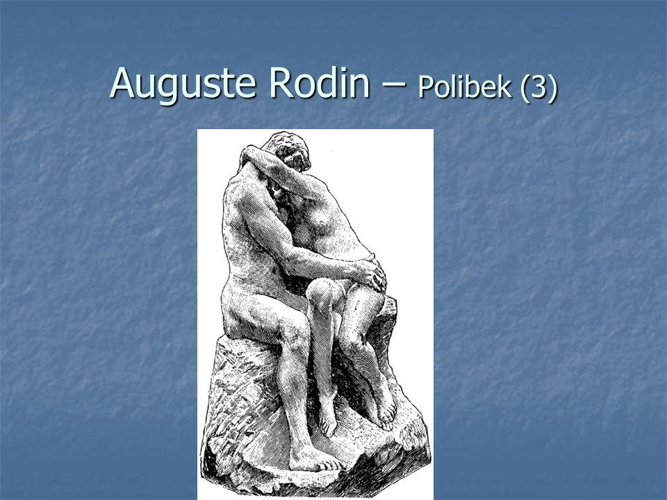 Auguste Rodin – Polibek (3)