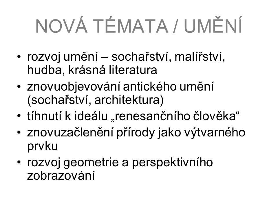 ZÁMEK FONTAINEBLEAU / FRANCIE 1528 - 1634