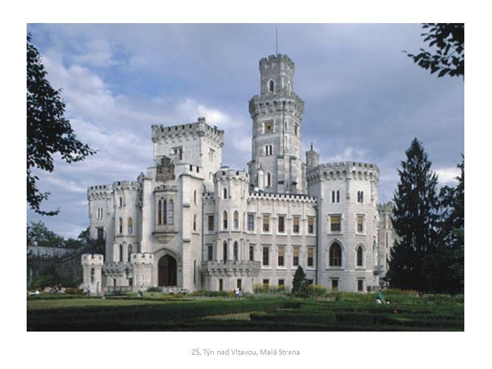 Jedna z nejproslulejších a nejobsáhlejších kolekci gotického malířství a sochařství v České republice.