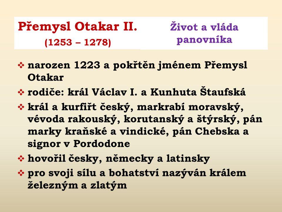 Obr. 5: Památník bitvy na Moravském poli