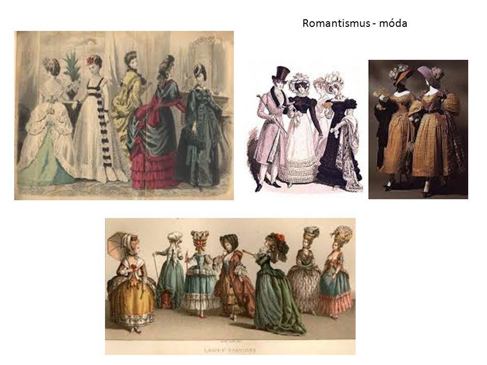 Romantismus - móda