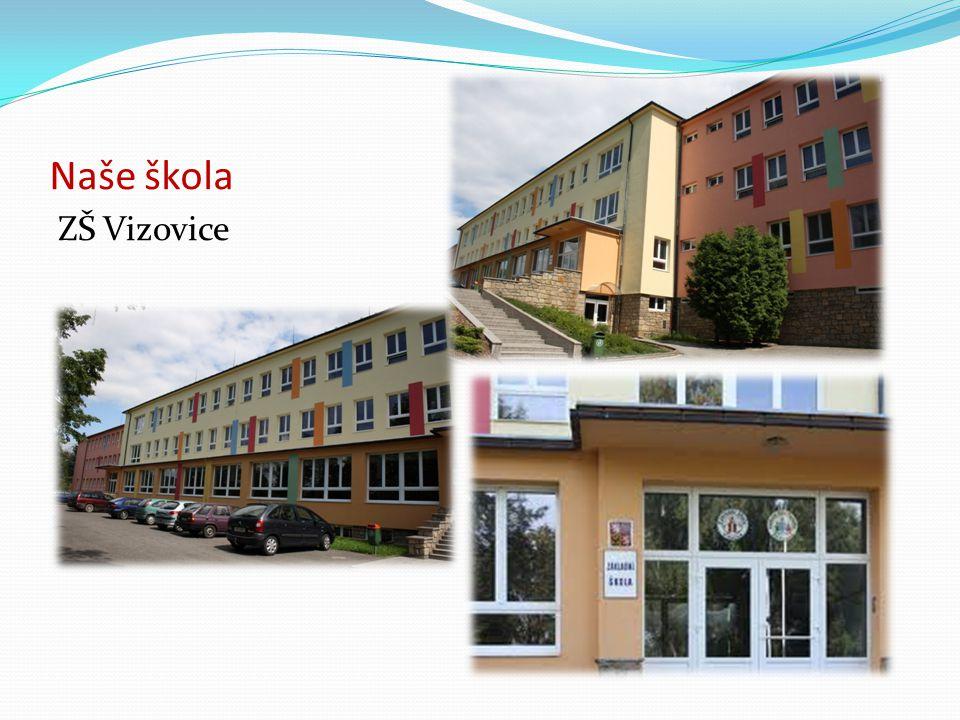 Naše škola ZŠ Vizovice