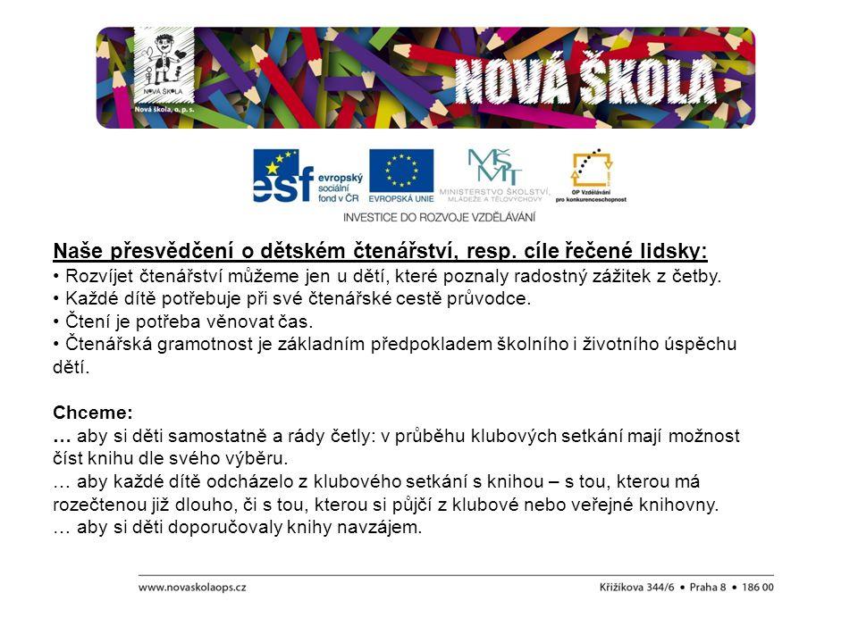 Kritické myšlení, o.s., ZŠ U Soudu - LiberecKVK Liberec 5.