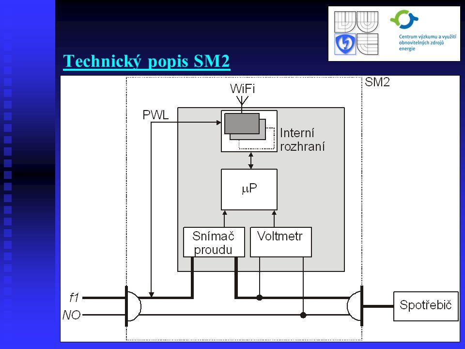 Speciální zásuvka – modul SM2-2