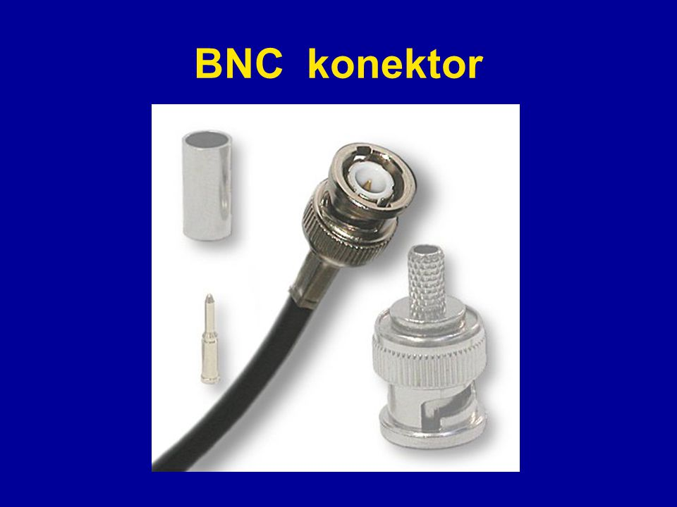 BNC konektor