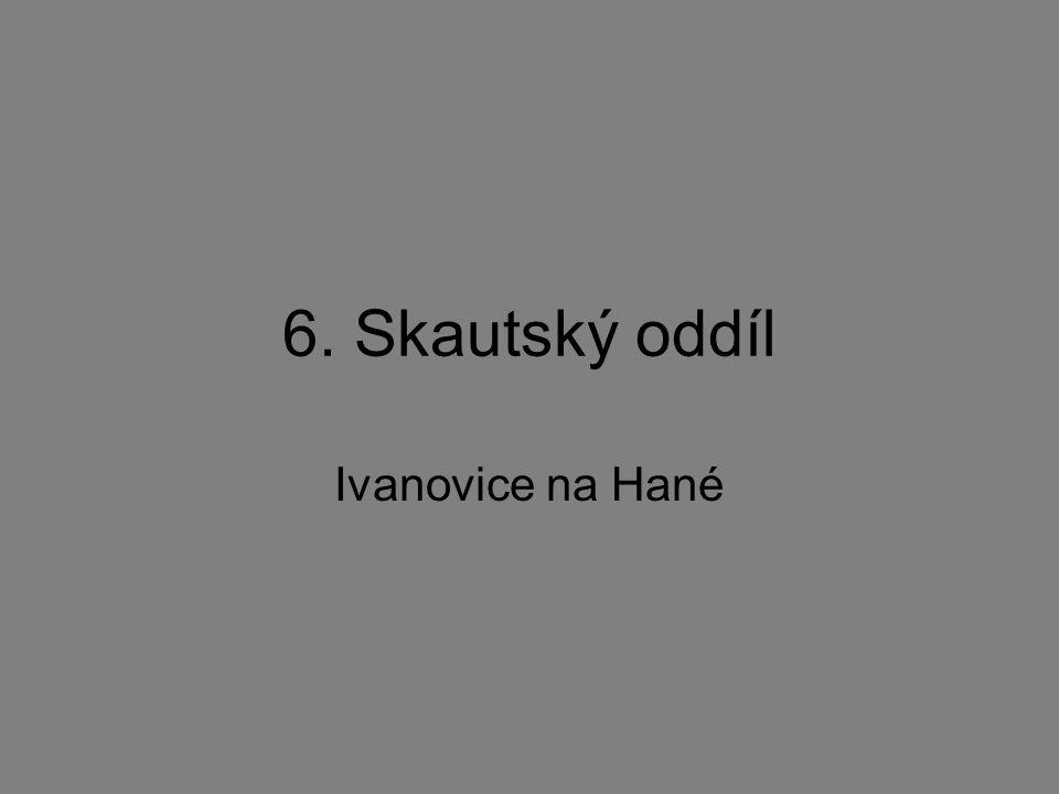6. Skautský oddíl Ivanovice na Hané