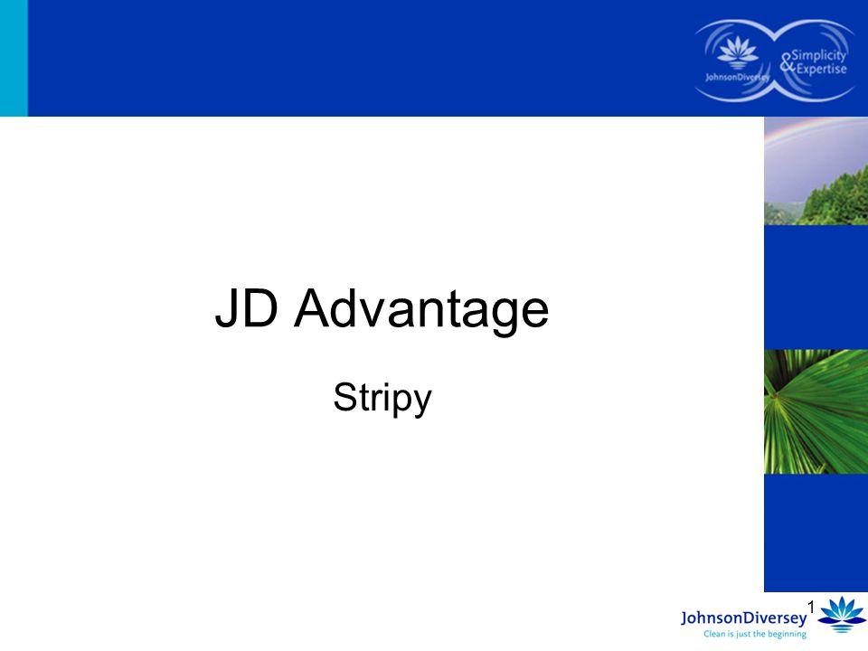 1 Stripy JD Advantage